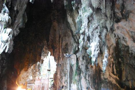 More Views of the Batu Caves