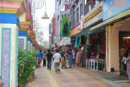 Little India of Kuala Lumpur!