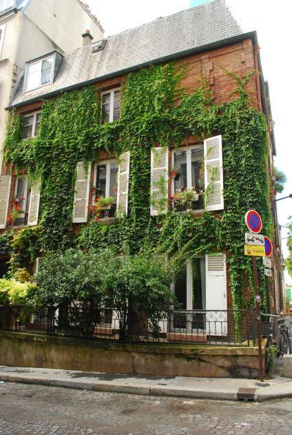 More beautiful Parisian surprises...