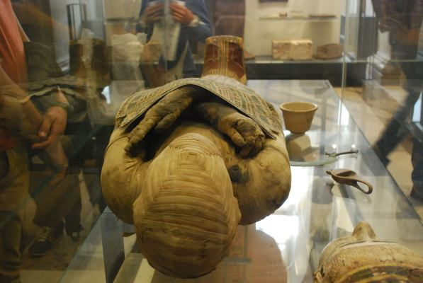REAL MUMMY SO COOL